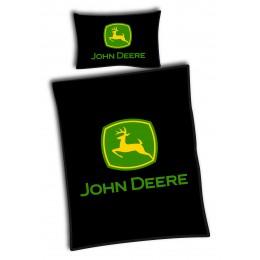 John Deere Bettwäsche Classic Design (Satin 160x210 / 65x100)