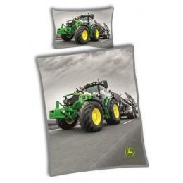 John Deere Bettwäsche Traktor Design (Satin 160x210+65x100)
