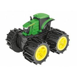 """Traktor """"Monster Tread"""" mit Mega-Monster-Reifen"""